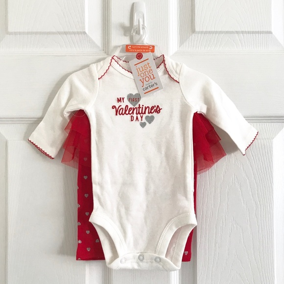 JUST ONE YOU CARTER/'S INFANT Boys SIZE 3 MONTHS 3 piece outfit set My First 4th